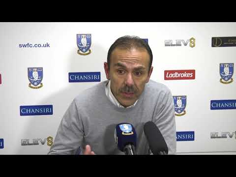 POST-MATCH | Luhukay reviews the Owls' victory over Carlisle | 2-0