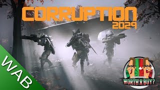 Corruption 2029 Review - Is it worthabuy? (Video Game Video Review)