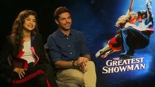 The Greatest Showman interview: hmv.com talks to the cast & director