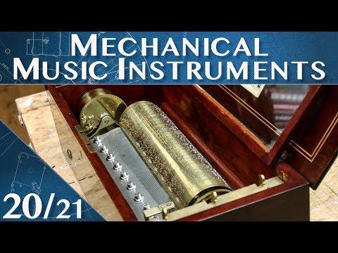 Cylinder Musical Box
