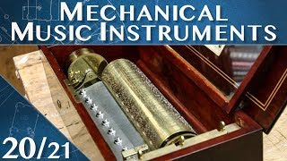 """Cylinder Musical Box """"Two per turn"""""""