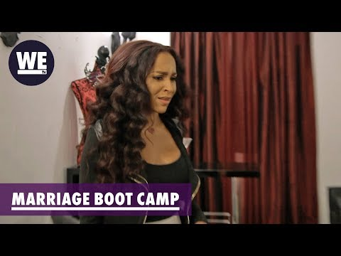 Hard But Necessary | Marriage Boot Camp: Reality Stars | WE tv