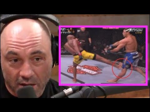Joe Rogan - Should Knee Kicks Be Legal in the UFC?