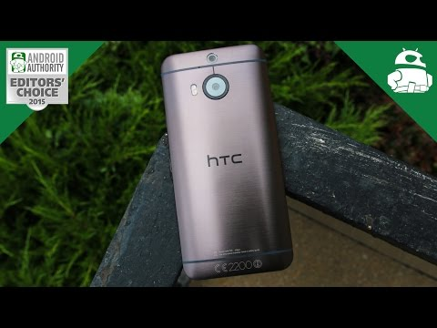 HTC One M9+ Review!