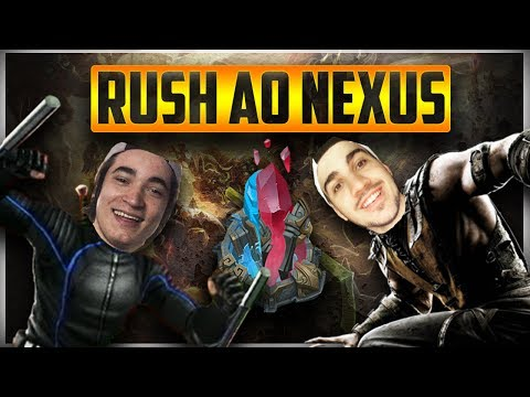 RUSH AO NEXUS - JOVIRONE vs PIMPIMENTA