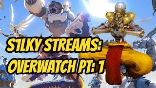 Baixar S1LKY STREAMS: OVERWATCH PT: 1