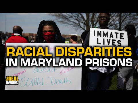 Majority Black Prison Populations In Maryland See Disproportionate COVID-19 Spikes