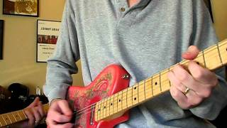 Shake Your Hips - Rolling Stones, Slim Harpo