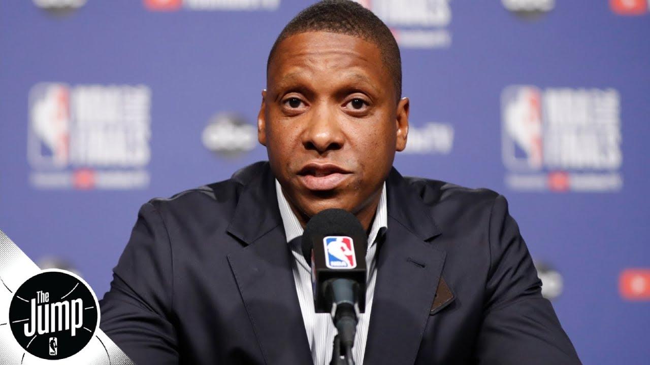 Inside the Masai Ujiri sheriff's deputy incident after 2019 NBA Finals Game 6   The Jump