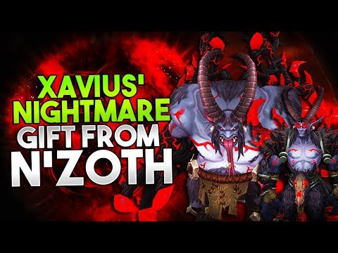 N'Zoth Gave Xavius Special Vision... His Own.