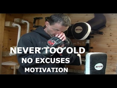 Fitness 50 Plus – It's Rarely Far Too Late