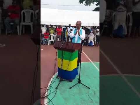 12/01/2018: Grand Rassemblement Héritage et Modernité à Libreville - Awendjé