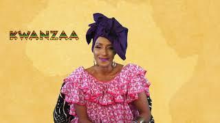 Umoja is the first principle of Kwanzaa