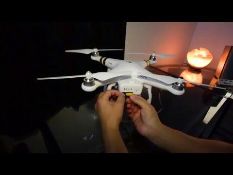 TIP: DJI Phantom 3 FAA Drone Registration and Regulations