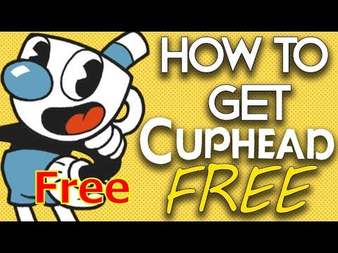 how to get cuphead free