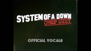 System Of A Down - Chop Suey Studio Vocal Track