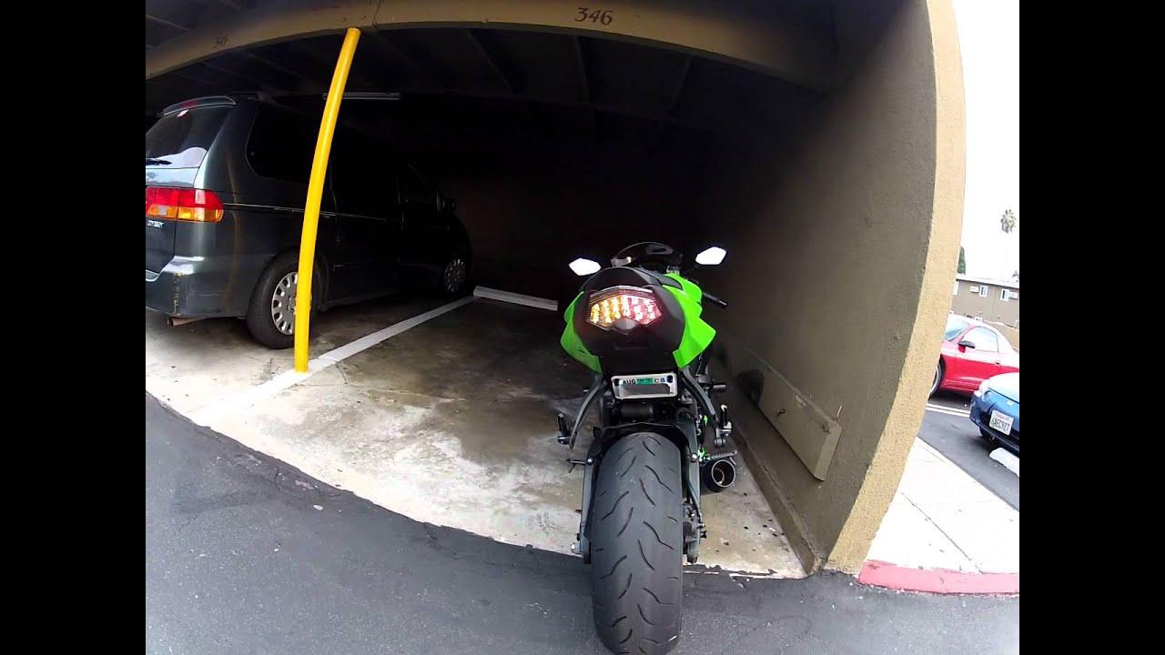 Kawasaki Ninja R Tail Light