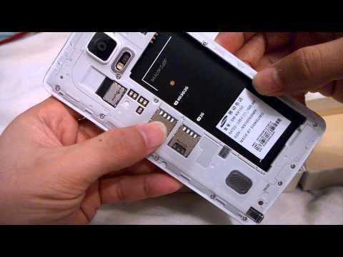 SAMSUNG NOTE 4 DUAL SIM DUOS MODEL N9100 UNBOXING - YouTube