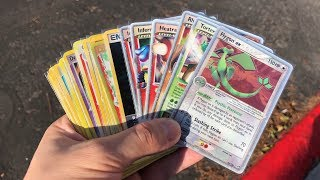 YOU WON'T BELIEVE WHAT I GOT IN THIS OPENING! POKEMON CARDS FROM OVER 10 YEARS AGO!