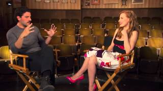 A Conversation With Jessica Chastain and Oscar Isaac: A Shared Foundation
