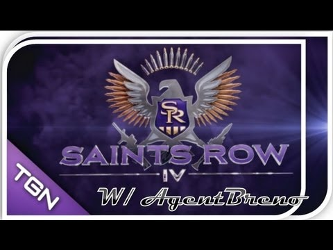 Download Saints Row IV w/AgentBreno :: EP 20 :: From Asha With Love