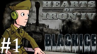 Hearts of Iron 4 | Black ICE mod | German Reich | Part 1 | Historical
