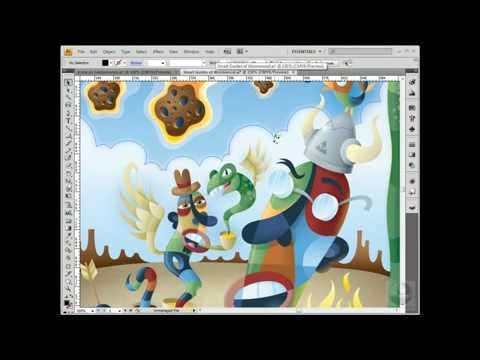 Clipping mask tutorial for adobe illustrator cs4 rockstar seo.