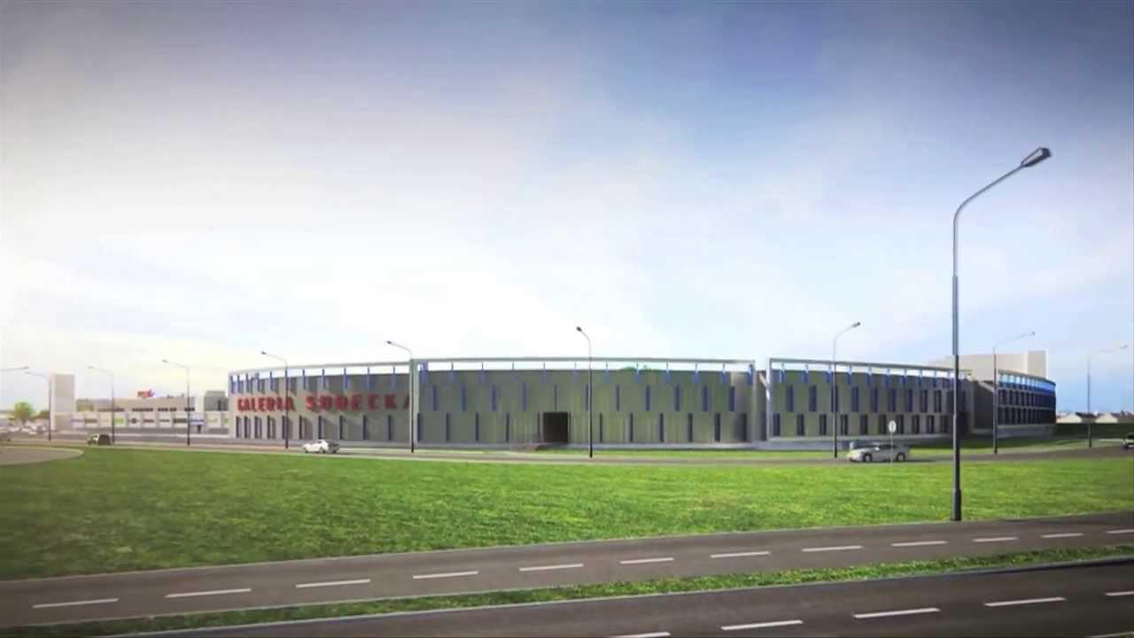 Galeria Sudecka Jak Powstaje Największe Centrum Handlowe W