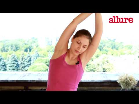 Базовые упражнения йоги
