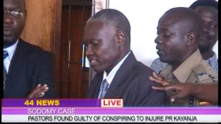 Ssempa Martin and his collegues who accused Pastor Robert Kayanja convicted.mov