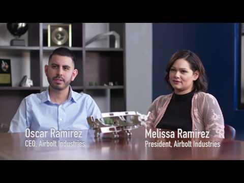 Santa Clarita Business Minute - Airbolt Industries