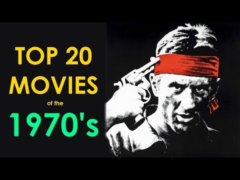 IMDb Top 20 Movies of the 1970's !