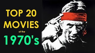 IMDb Top 20 Movies of the 1970's !