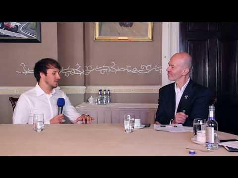 Talk Show in association with Motor Sport: Sam Sunderland