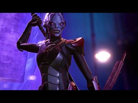 XCOM 2: War of the Chosen OST - Assassin Combat / Shadow Domain
