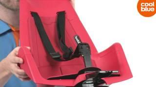 Bobike Maxi+ Classic fietsstoeltje productvideo (NL/BE)