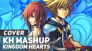 Kingdom Hearts - Lullaby Mashup | AmaLee ver