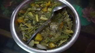how to cook Vegetable curry no color | easy Vegetarian Recipes