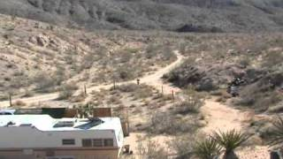 Hunting Turquoise in East Mojave Desert