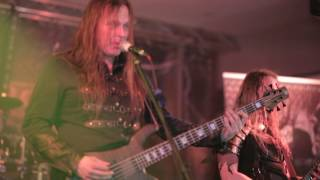 Stormage - In The Line Of Fire (Live Video)
