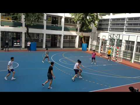 St. Paul's College 1617 Interclass Football Competition 5B vs 4E Full Match