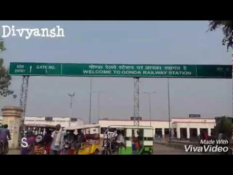 Gonda Uttar Pradesh Sahar Ke  Yaadgaar Lamhe  गोंडा  उत्तर प्रदेश Apna Mafiya Sahar Gonda