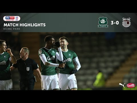 Plymouth Grimsby Goals And Highlights