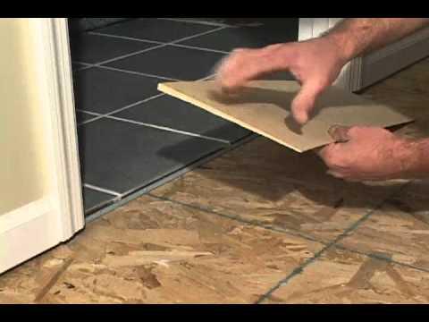 Tile Floor Tile Floor Yourself