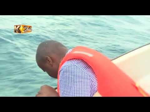 Mibabe wa baharini : Jamaa anayekabiliana na wavuvi haramu msambweni