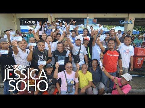 Kapuso Mo, Jessica Soho: Balato ng Lotto Milyonaryo