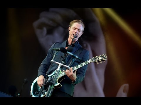 Interpol - Anywhere at Glastonbury 2014