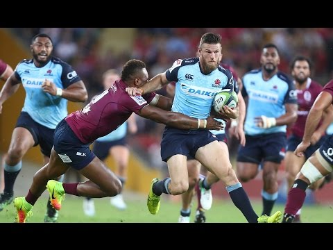 ROUND 10 HIGHLIGHTS: Reds v Waratahs