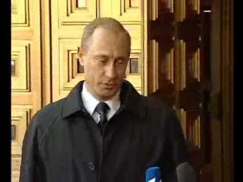 В.Путин.Ответы на вопросы.14.03.04