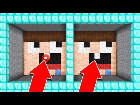 CAN YOU SPOT THE DIFFERENCE?! (PrestonPlayz vs Noob)